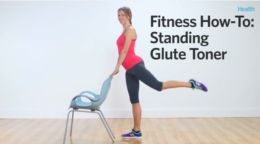 Standing Glute Toner