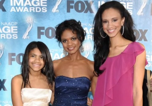 Kimberly Elise Daughter Ajableu One of the most pleasurable