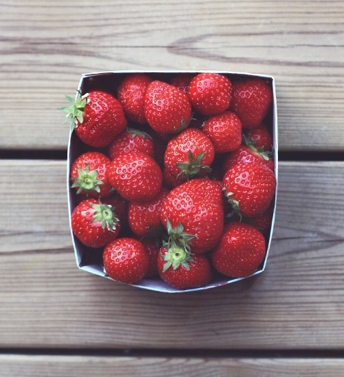 6 unique fruits to try this spring strawberries fruit