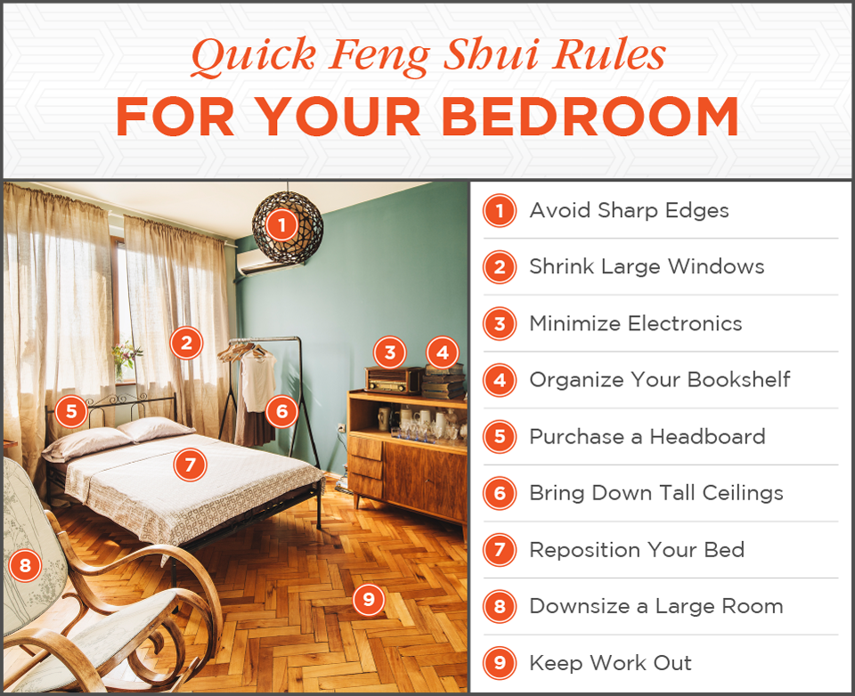 Feng Shui Your Bedroom | Kimberly Elise Natural Living