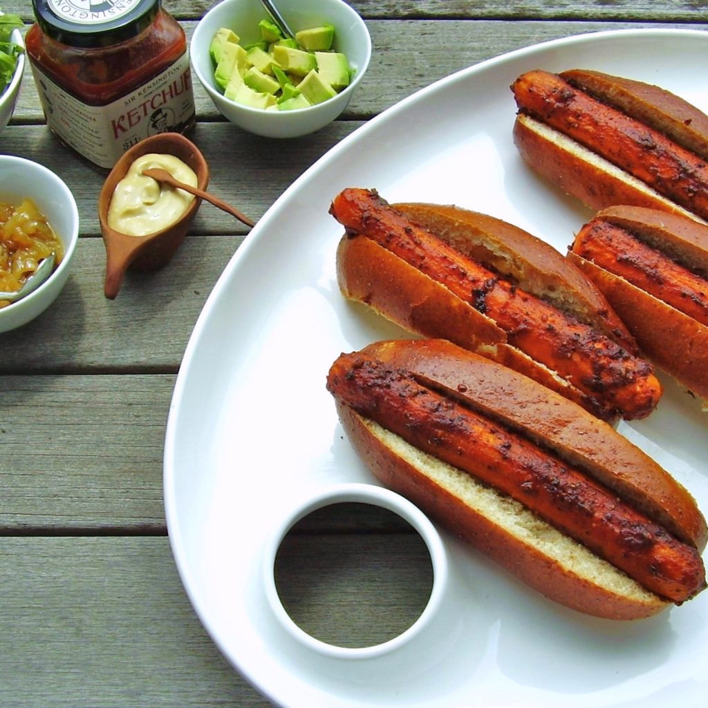 What Meat Actually Goes Into A Hot Dog