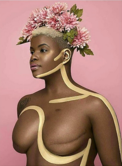 no bra day mastectomy